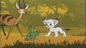 انیمیشن کیمبا شیر سفید قسمت شش