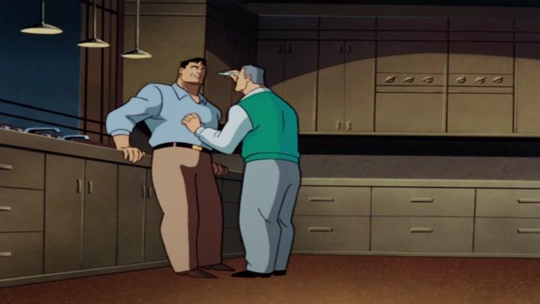 انیمیشن بتمن فصل 1 قسمت بیست و شش
