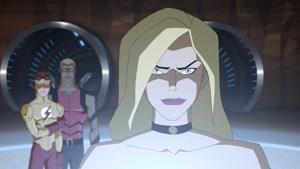 انیمیشن عدالت جویان جوان فصل ۱ قسمت پنج