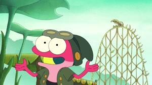 انیمیشن آمفیبیا فصل 1 قسمت بیست و یک