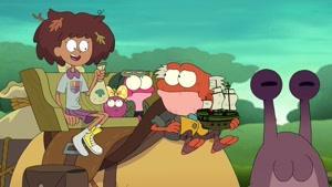 انیمیشن آمفیبیا فصل 1 قسمت سی و هفت