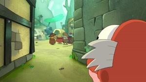 انیمیشن آمفیبیا فصل 1 قسمت بیست و دو