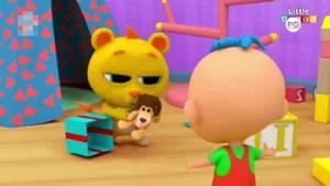 انیمیشن آموزش زبان انگلیسی Little Angel قسمت بیست و یک