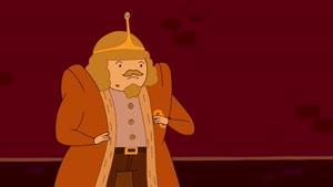 انیمیشن وقت ماجراجویی Adventure Time دوبله فارسی فصل 7 قسمت شش