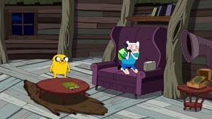 انیمیشن وقت ماجراجویی Adventure Time دوبله فارسی فصل 7 قسمت ده