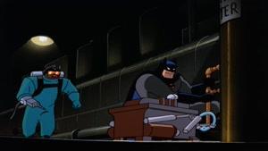 انیمیشن بتمن فصل 1 قسمت سی و یک