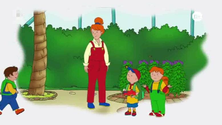 انیمیشن caillou قسمت هشتاد و هفت