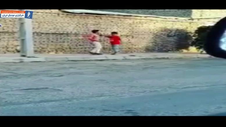 فیلمی که فدراسیون جهانی والیبال از بازی کودکان ایرانی منتشر کرد