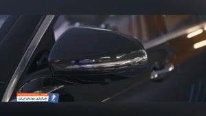 پیشرفتهترین سیستم پارک خودکار خودرو در اتومبیلهای مرسدس بنز