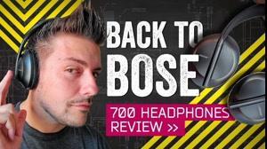 بهترین هدفون مسافرتی: Bose 700