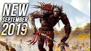 10 بازی جدید که در سپتامبر 2019 منتشر شده اند