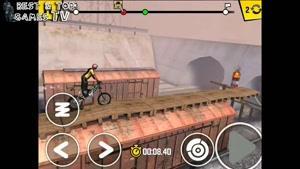 تریلر بازی موبایل  Trial Xtreme 4