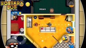 تریلر بازی موبایل Robbery Bob