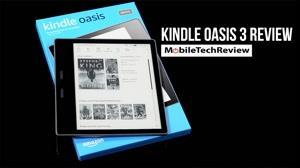 بررسی Kindle Oasis 3