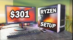 معرفی و جمع آوری سیستم گیمینگ بر پایه AMD