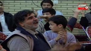 مولودی و کف زنی، سید محمد ترکان در عید غدیر خم