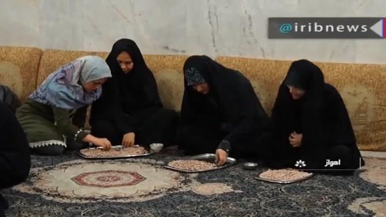 ویدئو جشن روز عید غدیر در اهواز