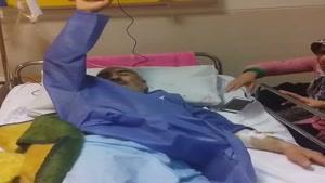 وضعیت بیمار بعد از عمل پارکینسون