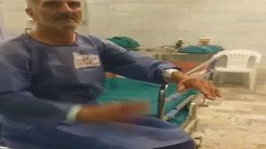 وضعیت بیمار قبل از عمل پارکینسون