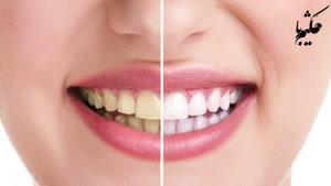 آموزش ساخت خمیر دندان خانگی