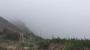 طبیعت باورنکردنی فیلبند استان مازندران بر فراز ابرها