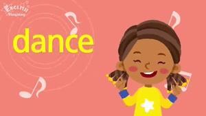 نماشا - آموزش اسم حرکت ها به انگلیسی برای  کودکان