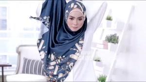 نماشا - ۱۷ مدل بستن روسری
