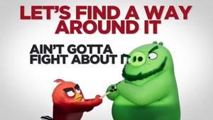 نماشا - موزیک ویدیو | انیمیشن | The Angry Birds 2