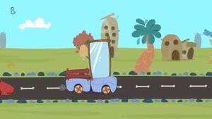 نماشا - مجموعه انیمیشن گاگولا- تصادفات جاده ای
