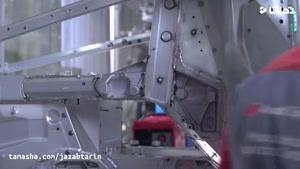 tamasha-خط تولید آئودی مدل 2020 R8