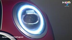 tamasha- نمایش طراحی داخلی و خارجی مینی کوپر S