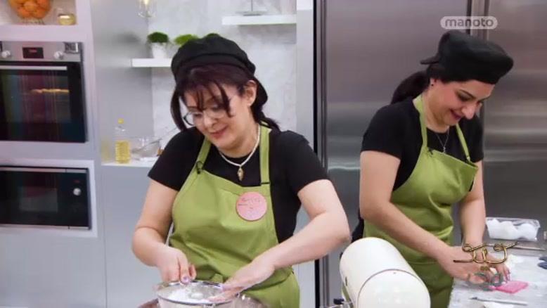 برنامه مسابقه شیرینی پزی کیک میک قسمت ۵ عروسی