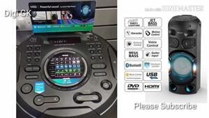 قیمت سیستم صوتی MHC-V42Dسونی   بانه خرید