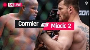 UFC 241: مسابقه دانیل کورمایر با استیپه میوچیچ