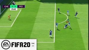 گیم پلی اختصاصی FIFA 20