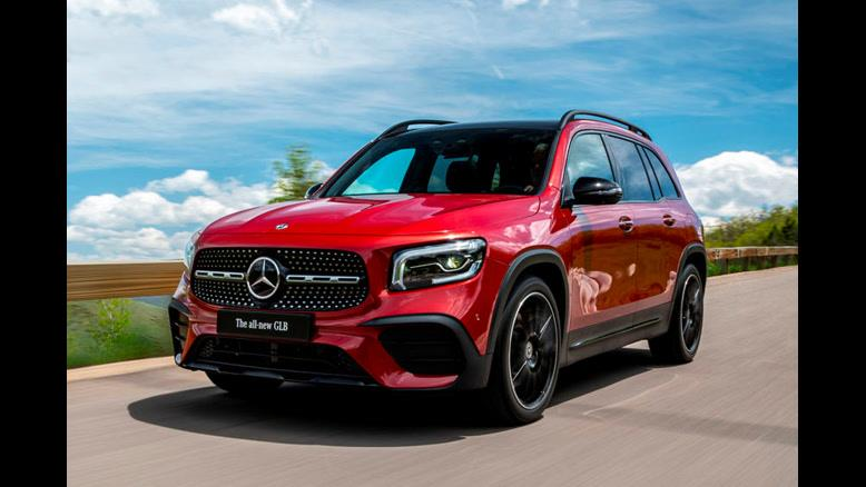 معرفی خودرو 2020 Mercedes AMG GLB 35