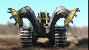 ماشین های قدرتمندی که تا به حال ندیده اید