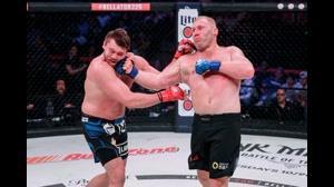 بهترین ناک اوت های مسابقات MMA در شب 225