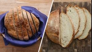 8 دستورالعمل برای پخت نان