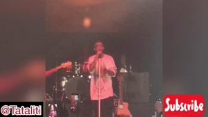 اجرای آهنگ شب که میشه در کنسرت استانبول امیر تتلو