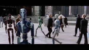 فیلم من ربات I Robot ۲۰۰۴ با دوبله فارسی