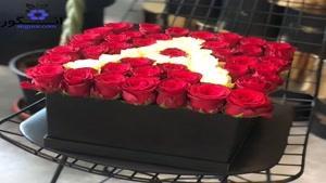 جعبه گل حرف اول اسم در تهران