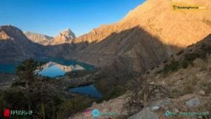 دریاچه اسکندرکول تاجیکستان، نگین در قلب کوهستان - بوکینگ پرشیا booking