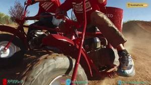 """مسابقات موتور سواری با گاری بانوان """"عجیب ترین ورزش های جهان"""" - بوکینگ"""