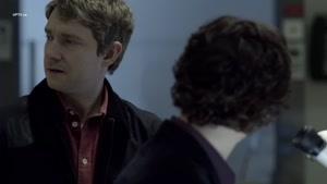 سریال شرلوک Sherlock با دوبله فارسی فصل ۱ قسمت سه