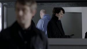 سریال شرلوک Sherlock با دوبله فارسی فصل ۱ قسمت دو