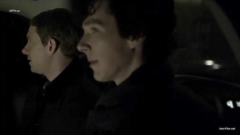 سریال شرلوک Sherlock با دوبله فارسی فصل ۱ قسمت یک