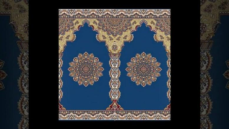 فرش مسجد شمسه 2
