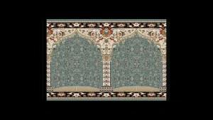 فرش سجاده ای مسجدی طرح سادات