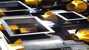 تولیدکننده انواع هواکشهای صعنتی ،سانترفیوژ،اگزاست فن،هواکش و فن
